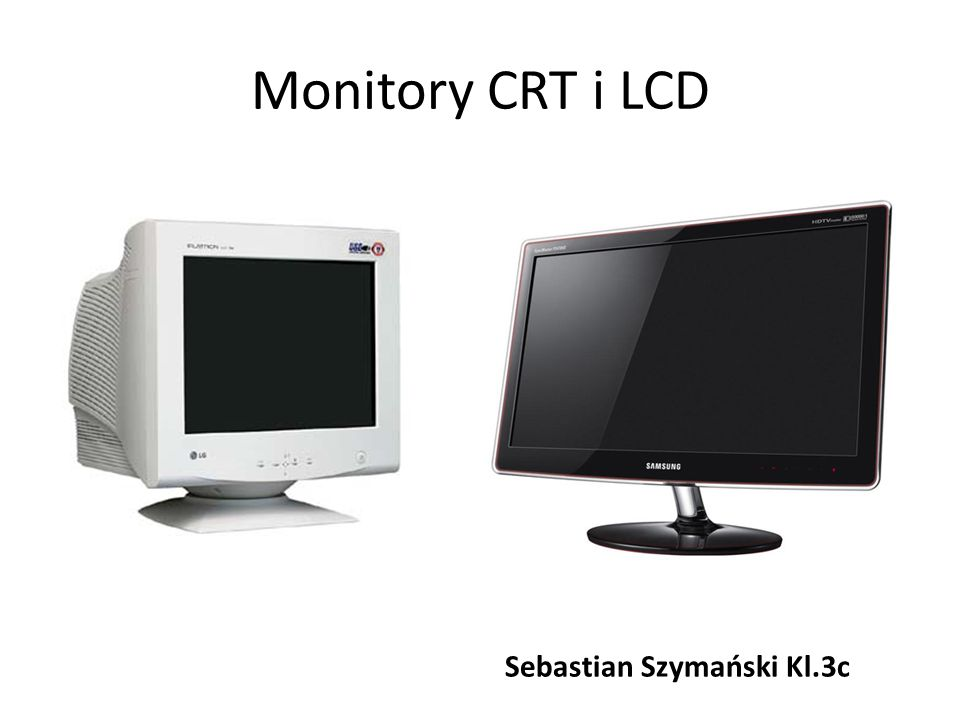 Co to jest monitor.