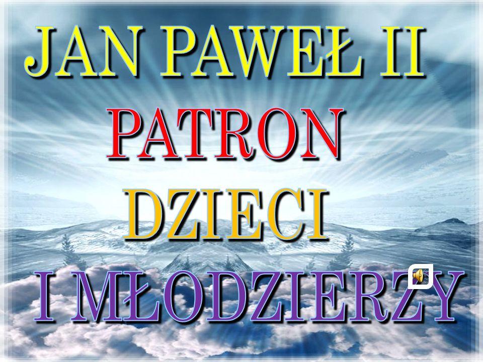 Karol Wojty ł a urodzi ł si ę 18 maja 1920 r. w Wadowicach