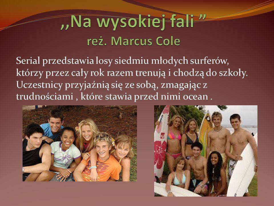Serial przedstawia losy siedmiu młodych surferów, którzy przez cały rok razem trenują i chodzą do szkoły. Uczestnicy przyjaźnią się ze sobą, zmagając