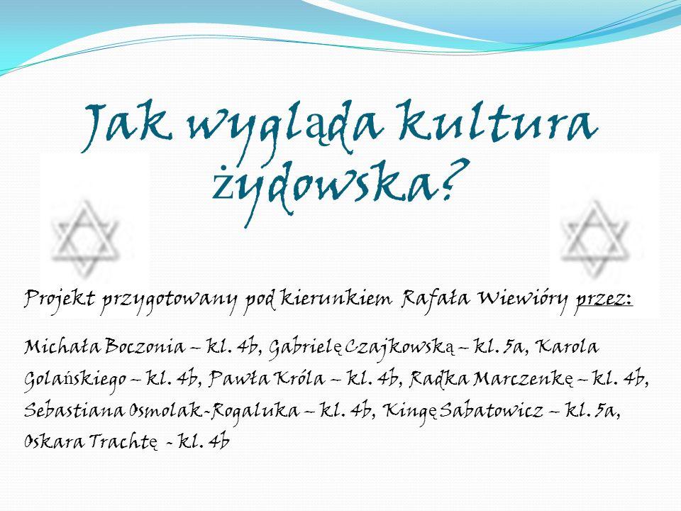 Judaizm Judaizm był pierwsz ą religi ą monoteistyczn ą, wiar ą w S twórc ę, Boga Jedynego, Jahw ę.