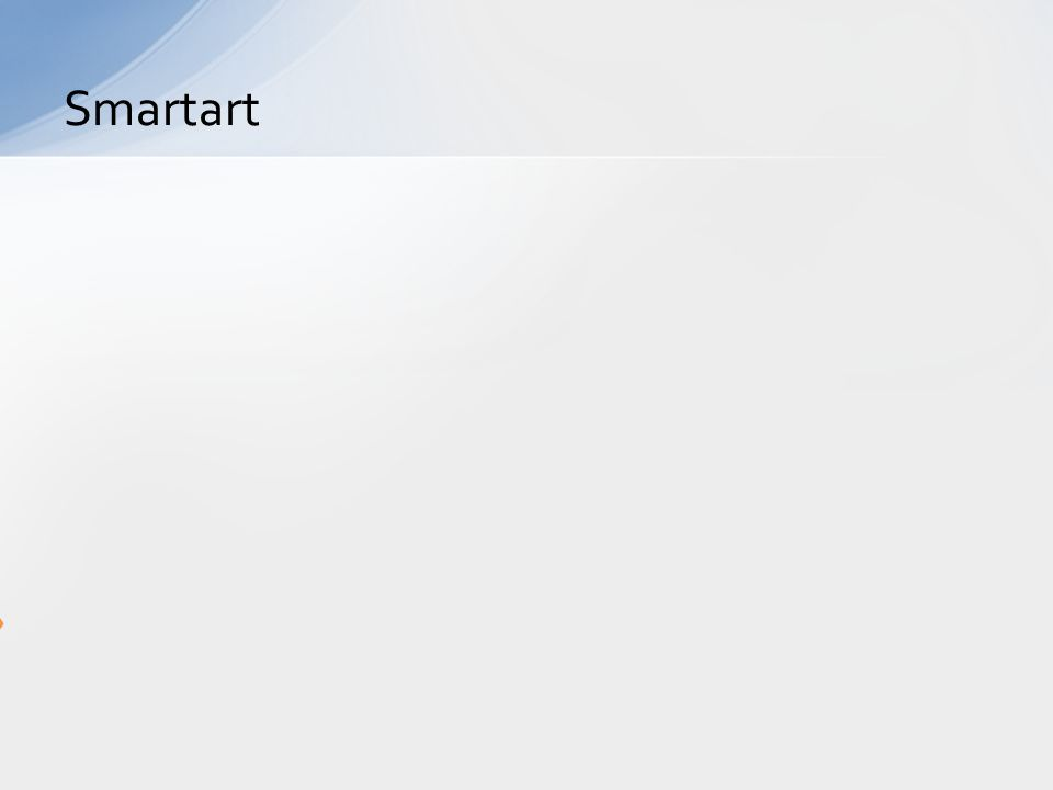 Smartart Wstaw na ten slajd smart art. taki jak na rysunku z prawej strony slajdu.