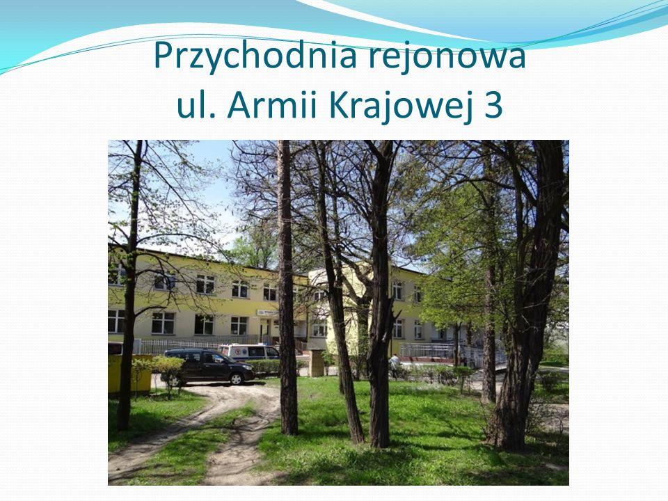 Przychodnia rejonowa ul. Mickiewicz 8