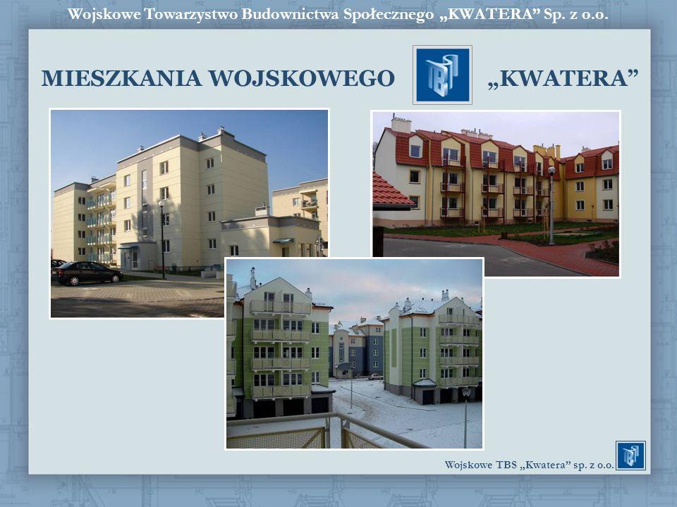 Wojskowe TBS Kwatera sp.z o.o.