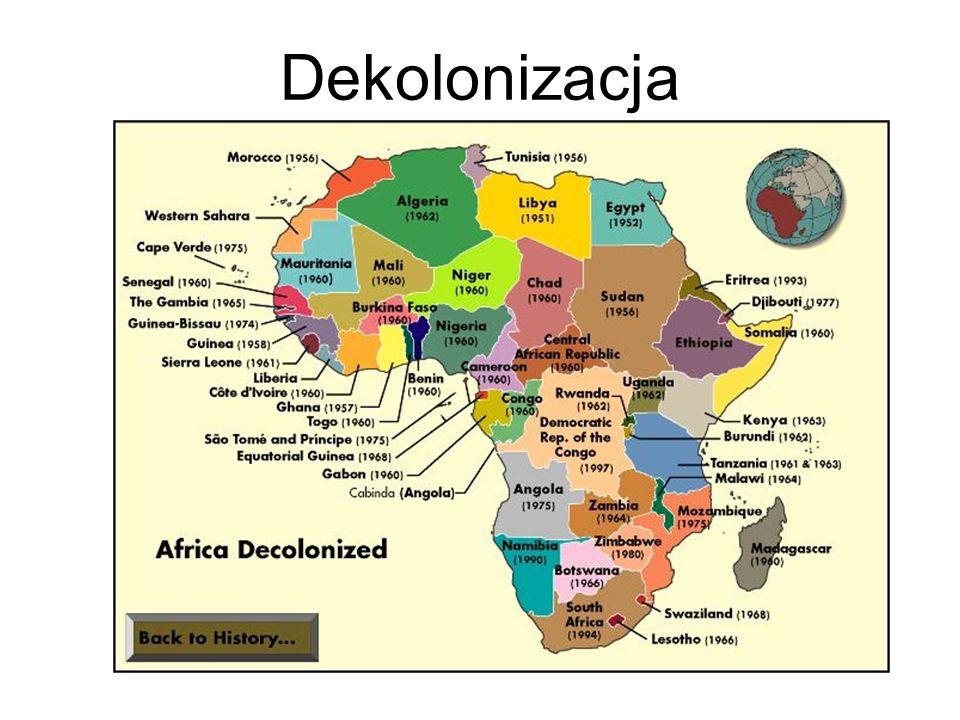 Dekolonizacja