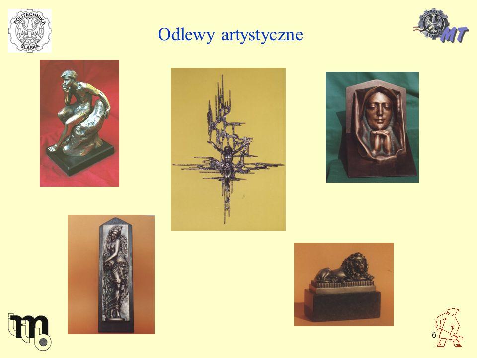 6 Odlewy artystyczne