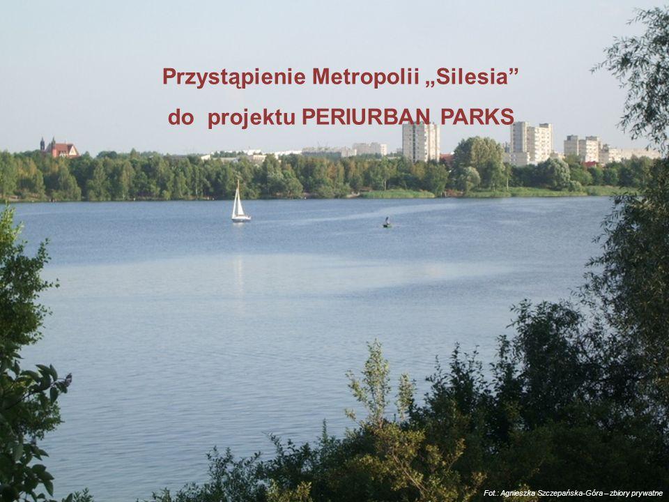 Katowice Tereny zalesione – 39,5%, Parki spacerowo-wypoczynkowe – 3,14% pow.