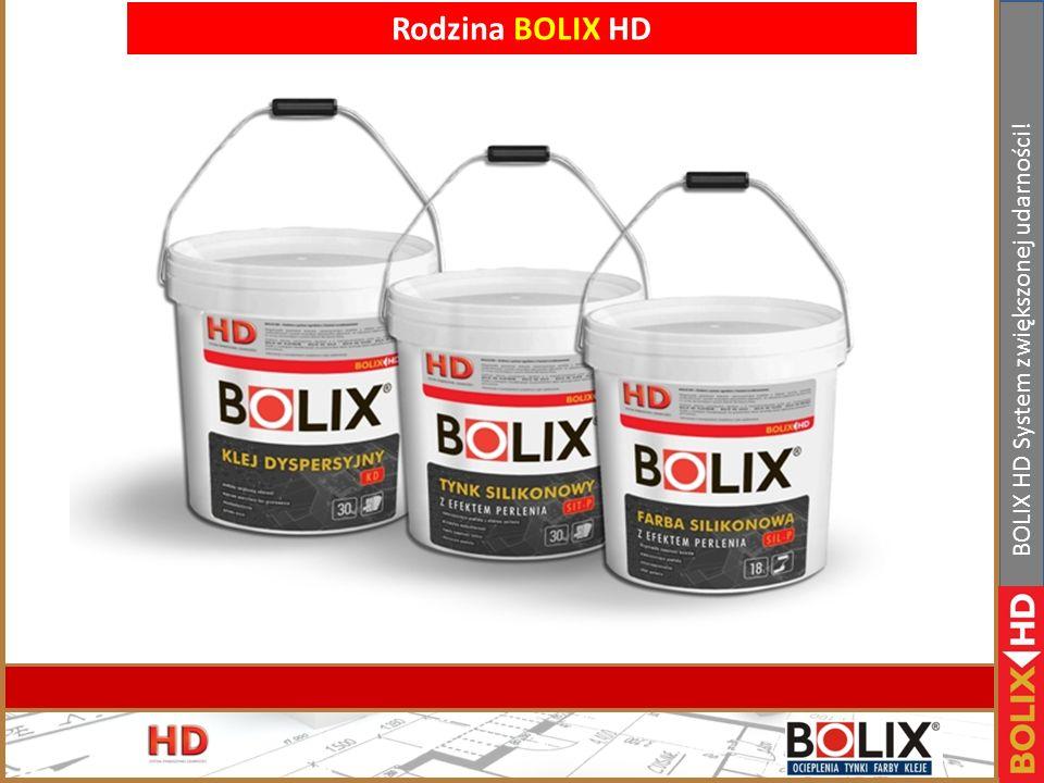 II Konferencja handlowa Bolix. Bełchatów 19-21.01.2011r www.bolix.pl BOLIX HD System zwiększonej udarności! Nowe produkty BOLIX HD GOTOWY DO UŻYCIA KL