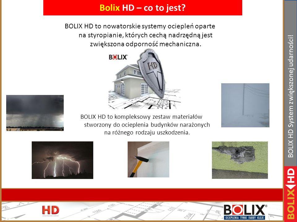 II Konferencja handlowa Bolix. Bełchatów 19-21.01.2011r www.bolix.pl BOLIX HD System zwiększonej udarności! Co to jest system BOLIX HD? Charakterystyk