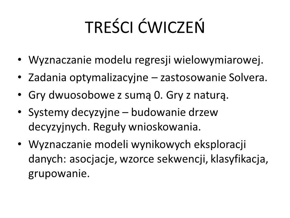 LITERATURA LITERATURA PODSTAWOWA 1) P.Cichosz, 2000r., Systemy uczące się , wyd.