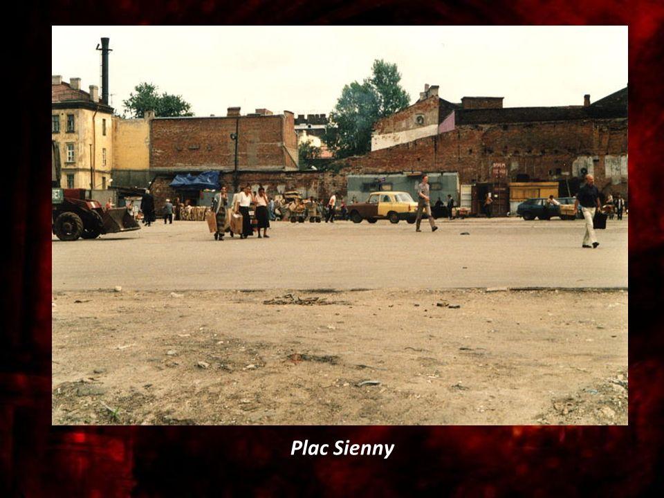 Zbrodnia i kara Plac Sienny