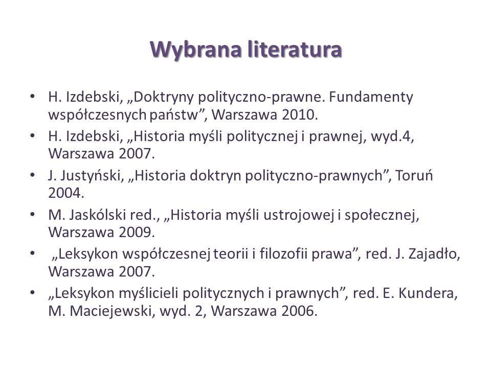Kameralistyka (policystyka) XVIII w.