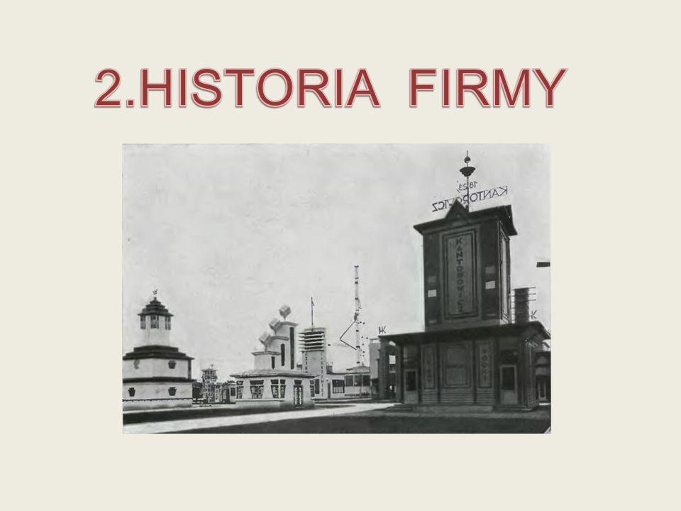 Historia firmy zaczęła się w 1792 roku.Powstała na prawym brzegu Warty na Ostrówku.