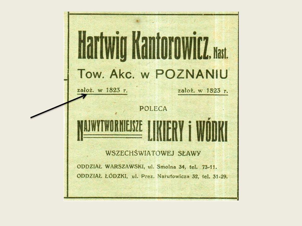 Popularność, jakość i umiejętności handlowe właściciela sprawiły, że już w 1838 roku celem zwiększenia produkcji, przeniósł ją do większych pomieszczeń, przy ulicy Wronieckiej i Masztalerskiej.