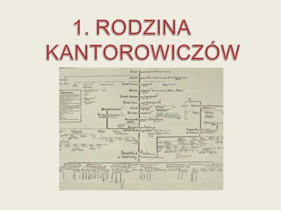 Rodzina Kantorowiczów jest znana w Poznaniu zwłaszcza wśród starszego pokolenia.