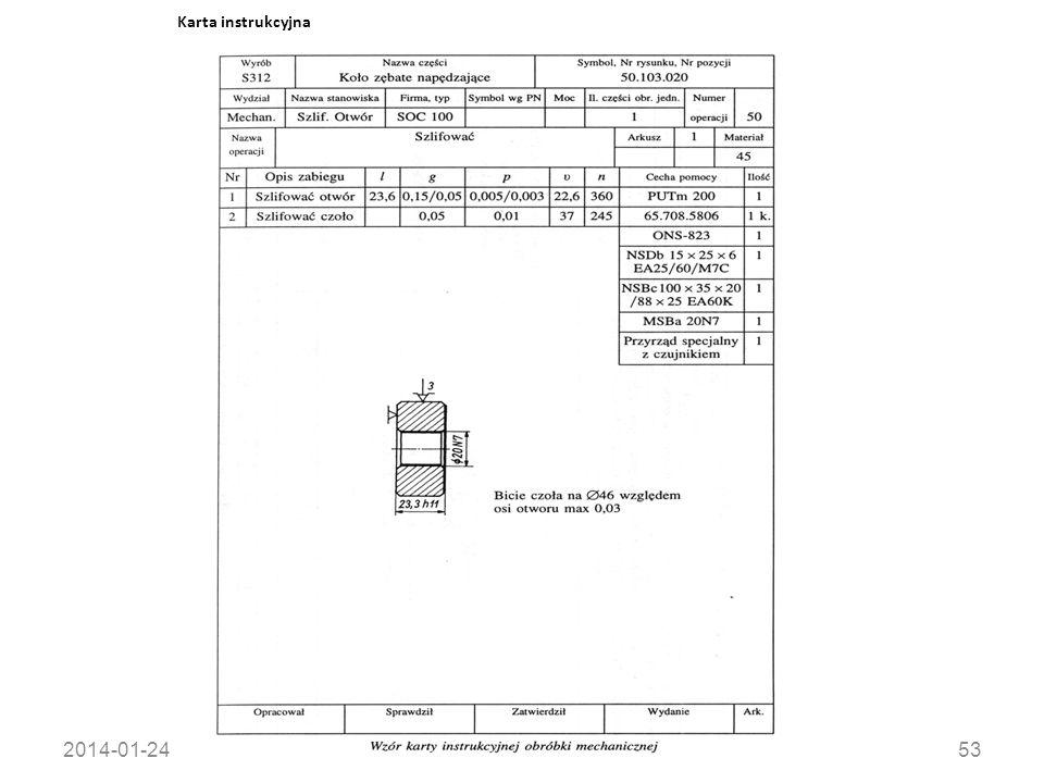 2014-01-2453 Karta instrukcyjna