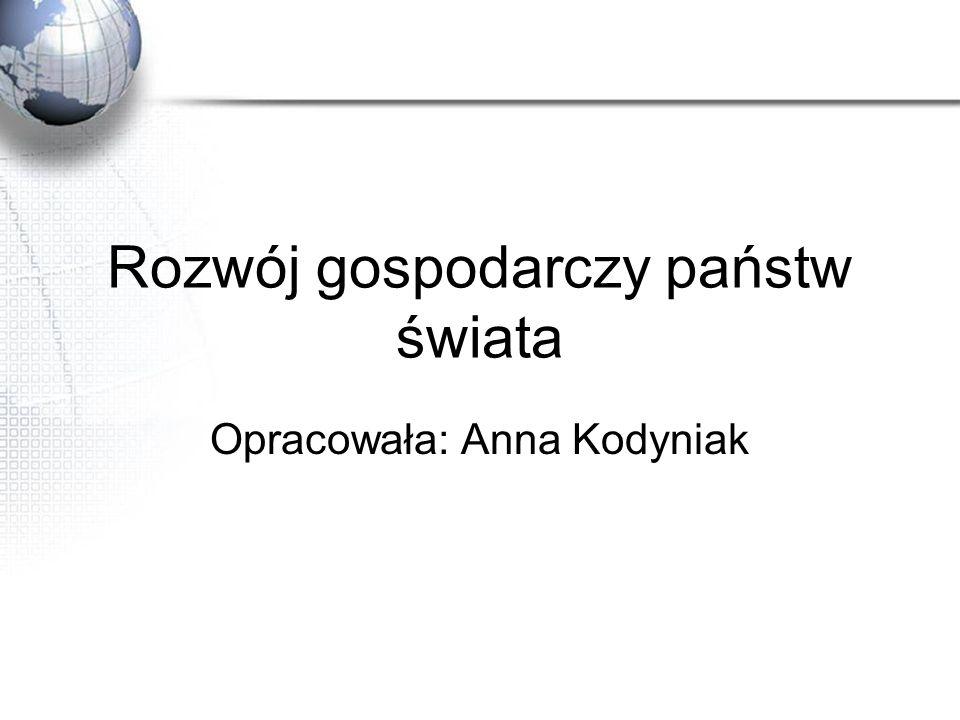 Źródło: Atlas Geograficzny. Świat. Polska, Wyd. Nowa Era Redakcja Kartograficzna, Wrocław 2005