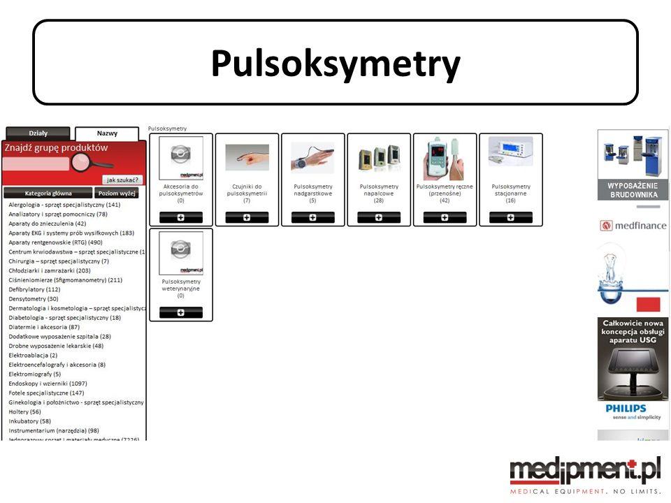 Pulsoksymetry