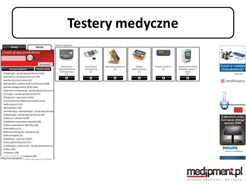 Testery medyczne