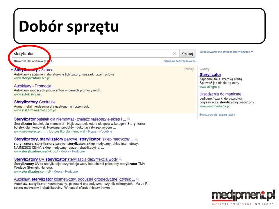 Struktura wiekowa klientów kupujących przez Internet w roku 2008/2009 Źródło: Raport Polski Internet 2008/2009, wyd.