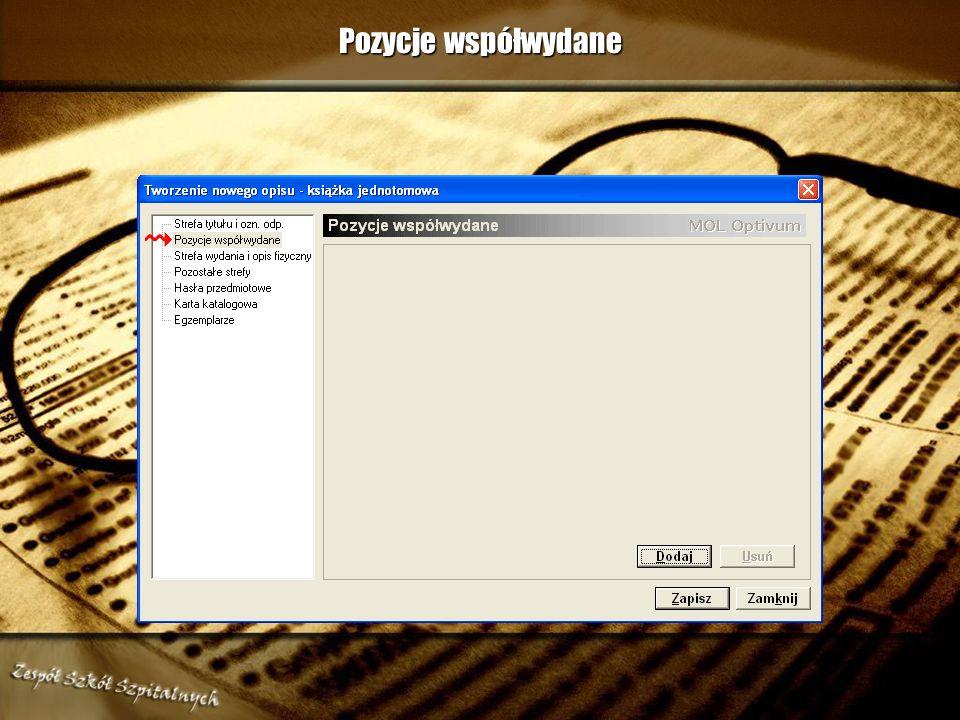 Archiwizacja – składowanie danych Po każdym dniu pracy zalecana jest tzw.
