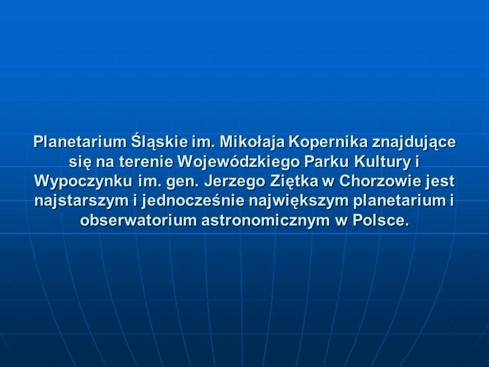 Planetarium Śląskie im.