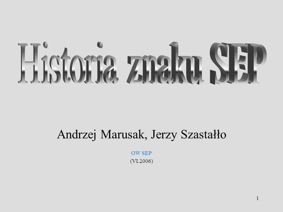 1 Andrzej Marusak, Jerzy Szastałło OW SEP (VI.2006)