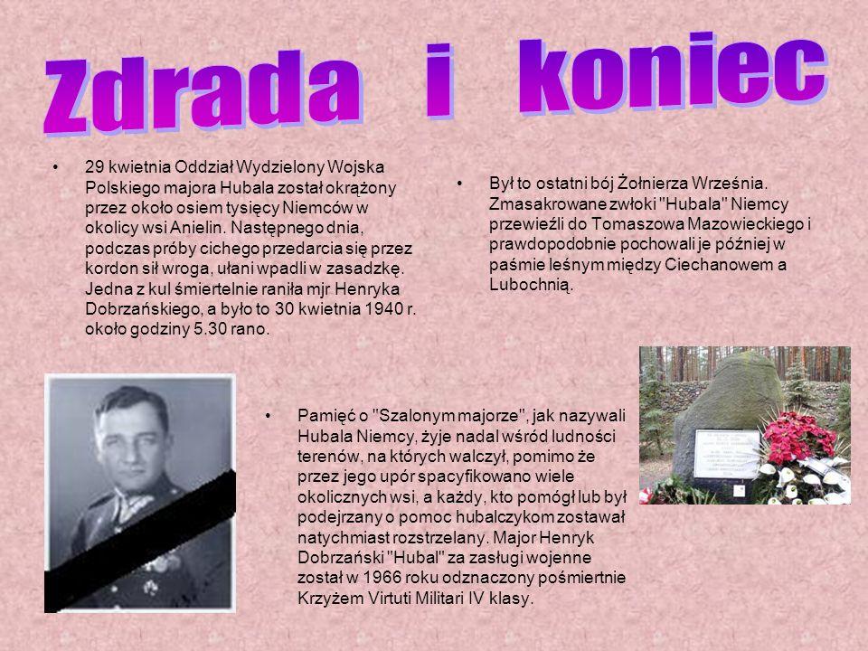 Bitwa pod Kockiem zakończyła kampanię wrześniową, lecz nie zakończyła oporu Polaków. Major Dobrzański przyjął pseudonim