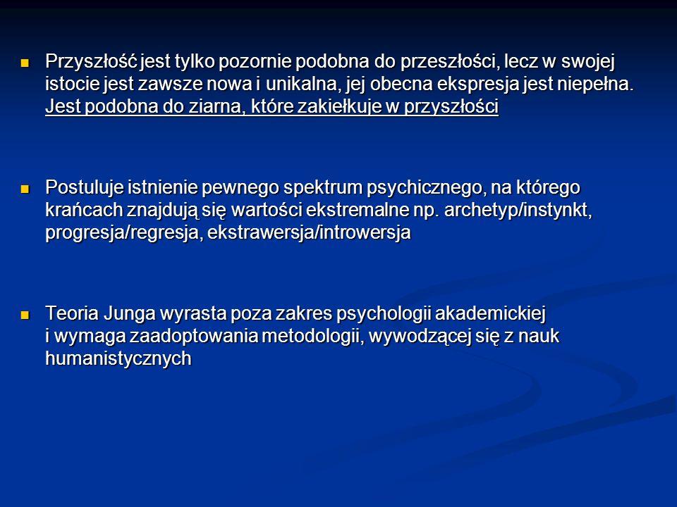 Dynamika psyche - energia libido Psychika jest względnie zamkniętym systemem, wyposażonym w pewien rodzaj energii - libido Energia życiowa - jest podstawą zmian psychicznych!
