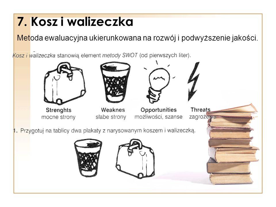 Literatura: Praca zbiorowa pod redakcją K.Kruszewskiego Sztuka nauczania.