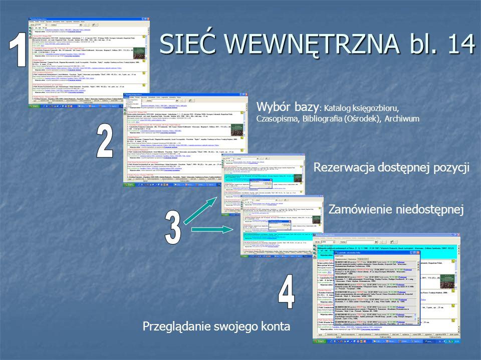 Oferta bazy IBUK Polecamy elektroniczne wersje książek na platformie IBUK W naszej bazie on-line znajdziesz link do wybranych pozycji Zapraszamy do korzystania na stronie: www.libra.ibuk.plwww.libra.ibuk.pl