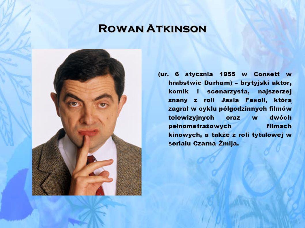 Rowan Atkinson (ur.