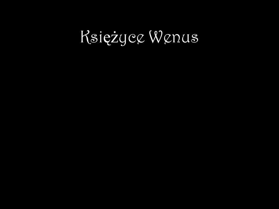 Wnioski: Kalendarz Wenusjański jest pokręcony RokPoniedziałekWtorek 200412 200512 200612 200712