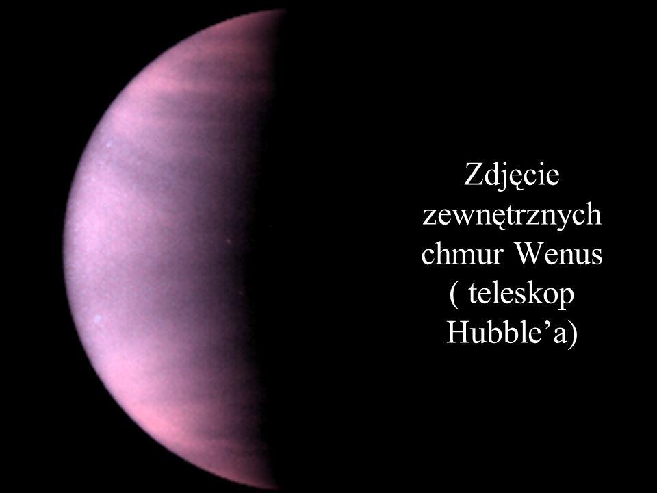 Budowa Atmosfery Wenus