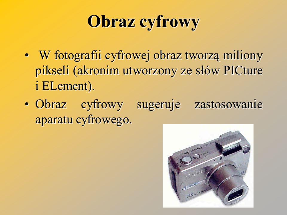 Matryca CCD jest tym, co aparat cyfrowy wykorzystuje zamiast błony światłoczułej.Matryca CCD jest tym, co aparat cyfrowy wykorzystuje zamiast błony światłoczułej.