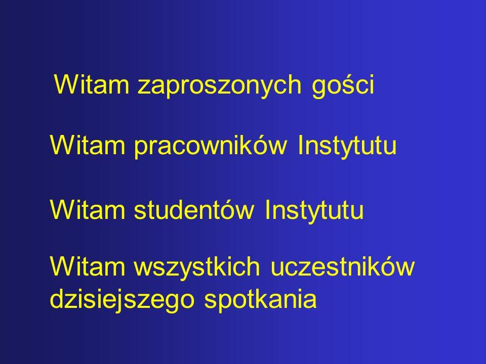 a Tożsamość Instytutu wynika z odrębności kierunków studiów realizowanych w Politechnice Koszalińskiej.