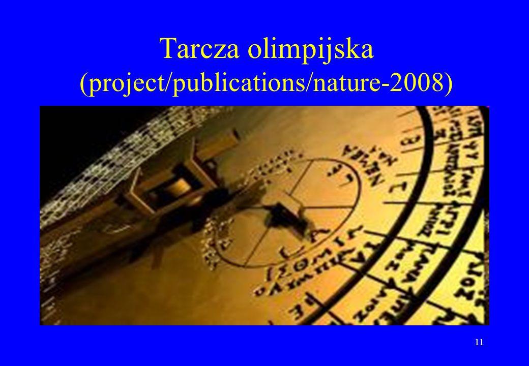 11 Tarcza olimpijska (project/publications/nature-2008)