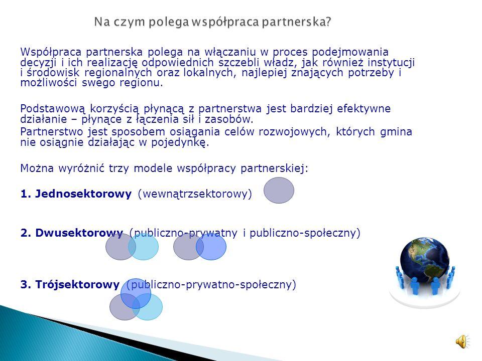 Organizacja partnerstwa 10 ważnych kroków – cd.5.