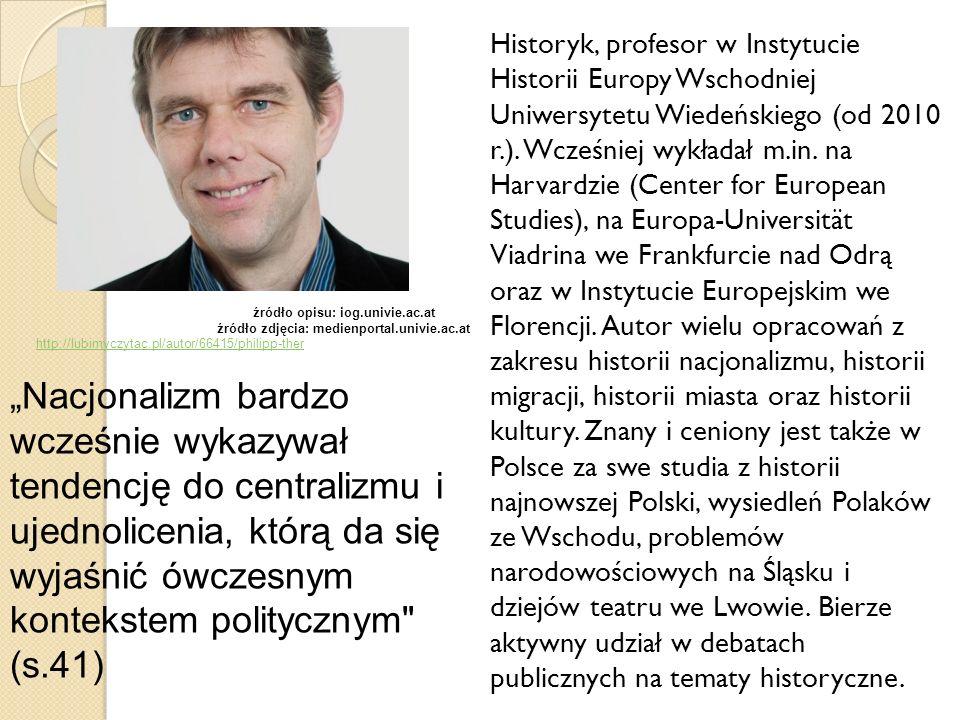 Historyk, profesor w Instytucie Historii Europy Wschodniej Uniwersytetu Wiedeńskiego (od 2010 r.). Wcześniej wykładał m.in. na Harvardzie (Center for