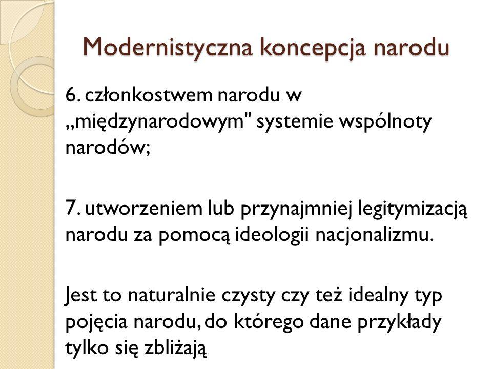 Urbańczyk M., Ochrona czci i godności narodu polskiego w polskiej kulturze prawnej (fragmenty) Główna wątpliwość dotyczyła tego w jakim sensie należy rozumieć pojęcie Naród: czy w wąskim ujęciu etnicznym odnoszącym się jedynie do narodowości polskiej, czy w szerokim ujęciu jako ogółu obywateli Rzeczpospolitej, jako synonimu społeczeństwa stojącego niejako w przeciwieństwie do państwa.