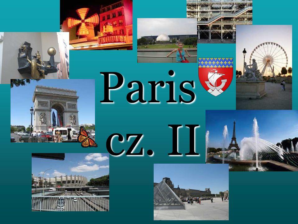 Francja - Paris, Berck - wyk. Barbara Wójcik kl.III c La Defense