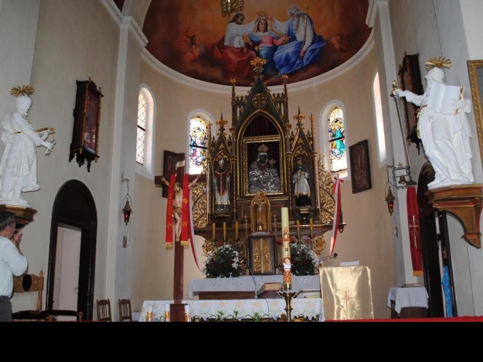 Sanktuarium Matki Bożej Różańcowej w Nowolesiu