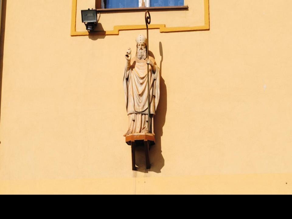 Kościół Podwyższenia Krzyża Świętego w Strzelinie - świątynia wybudowana w XV wieku jako świątynia klasztorna zakonu klarysek.