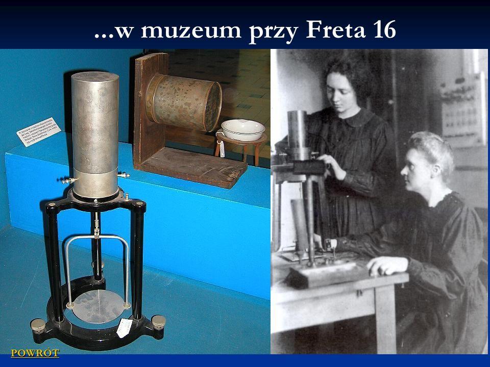 ...w muzeum przy Freta 16 POWRÓT