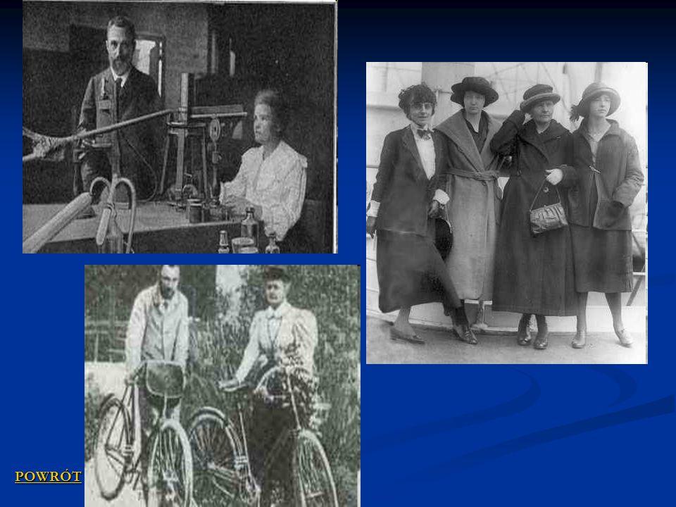 Studia Maria Skłodowska-Curie studiowała we Francji na Sorbonie.