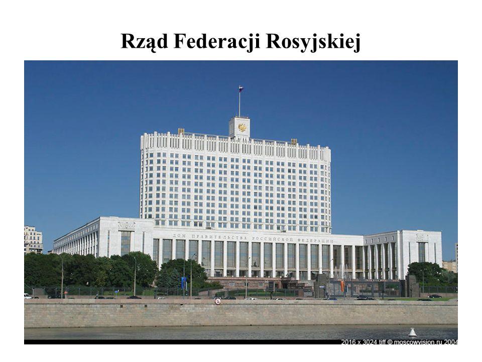 Rząd Federacji Rosyjskiej