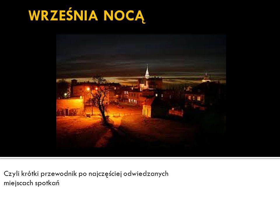 WARKA Nowy wrzesiński lokal otwarto 16 grudnia.