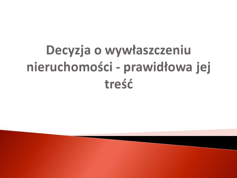 Konstytucja Rzeczpospolitej Polskiej z dnia 2 kwietnia 1997 roku gwarantuje obywatelom polskim ochronę własności.