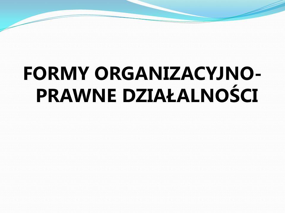 6.Plan działalności operacyjnej 6. 1.