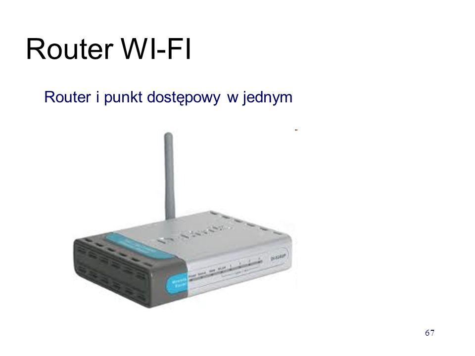 Punkt dostępowy (Acces point) dla sieci bezprzewodowych 66