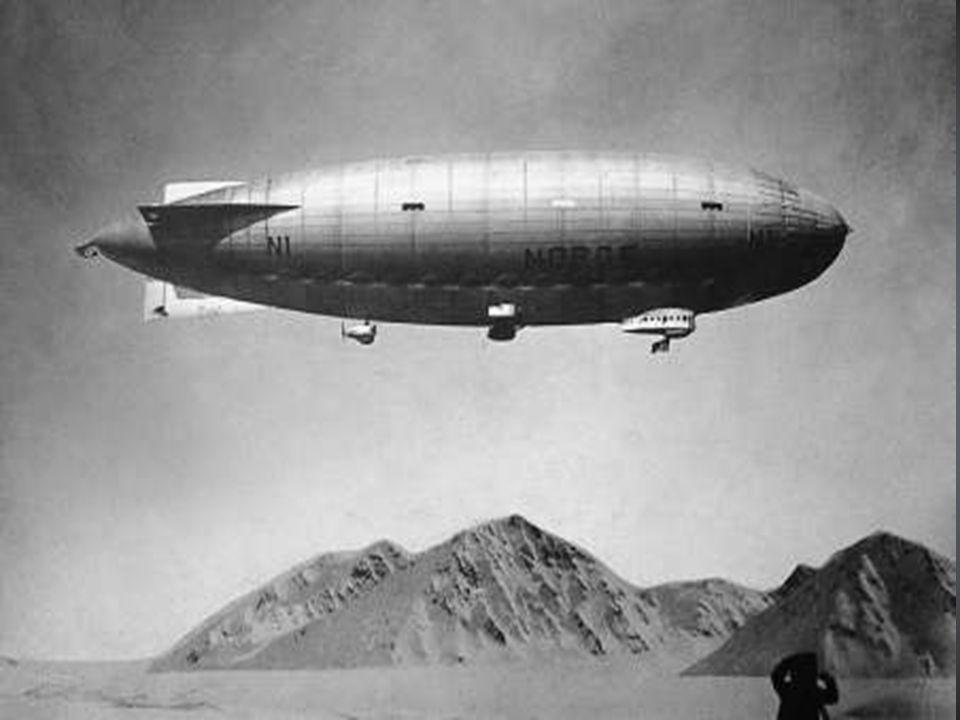 1925 - Dla zdobywcy takiego jak Amundsen, nie istniały już żadne wielkie wyzwania.